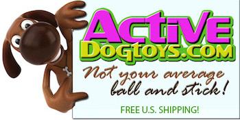 ActiveDogToys.com coupon codes