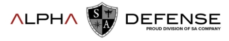 Alpha Defense coupon codes