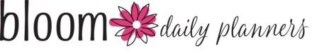 bloom daily planners coupon codes