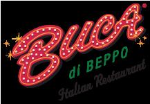 Buca Di Beppo coupon codes