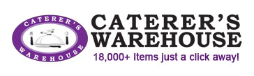 Caterer's Warehouse coupon codes