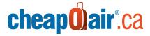 CheapOair.ca coupon codes