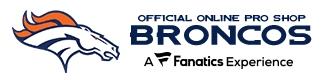 Denver Broncos Fan Shop coupon codes