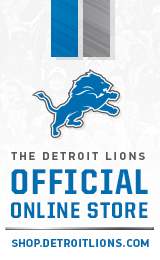 Detroit Lions Store coupon codes