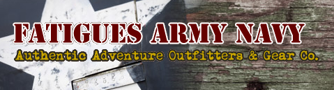 Fatigues Army Navy coupon codes