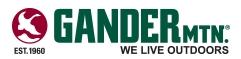 Gander Mountain coupon codes