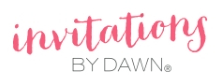 Invitations By Dawn coupon codes