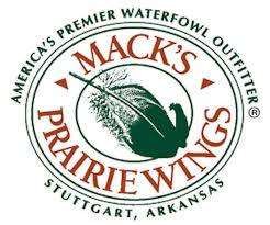 Mack's Prairie Wings coupon codes