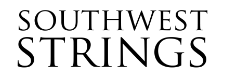 Southwest Strings Online coupon codes