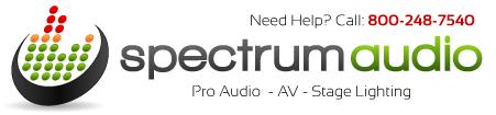 Spectrum Audio coupon codes
