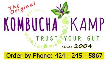Kombucha Kamp coupon codes