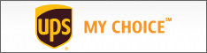 UPS My Choice coupon codes